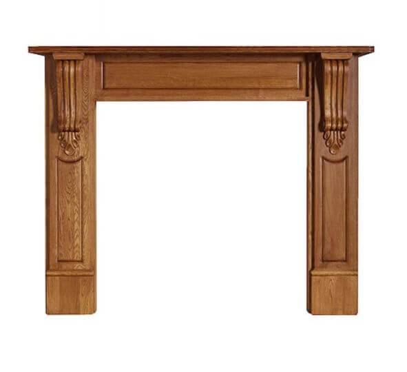 Cast Tec Richmond Solid Wooden Fire Surround
