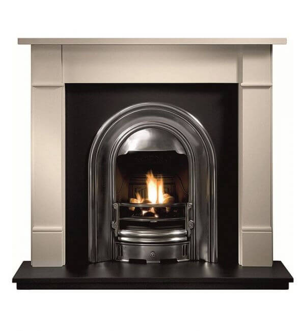 Gallery Collection Sutton Cast Iron Fire Inset