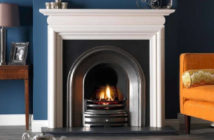Gallery Collection Crown Cast Iron Fire Inset