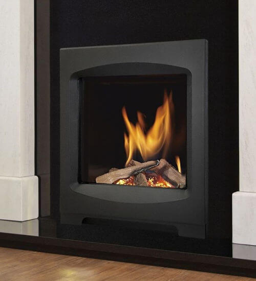 Verine Passion High Efficiency Gas Fire with Provence Fascia