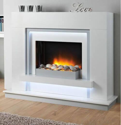 Axon Vegas Electric Fireplace Suite
