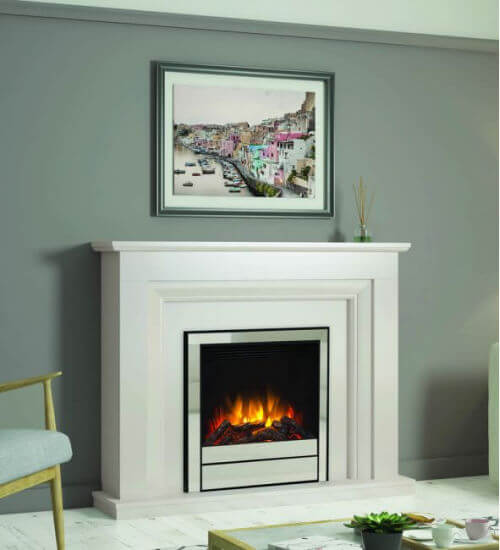 Elgin & Hall Amorina Deluxe Electric Fireplace