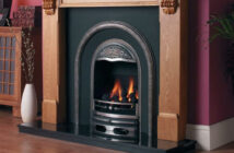 Cast Tec Lonsdale Arched Cast Iron Insert