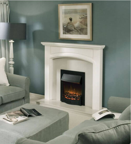 Dimplex Danesbury Black Electric Fire