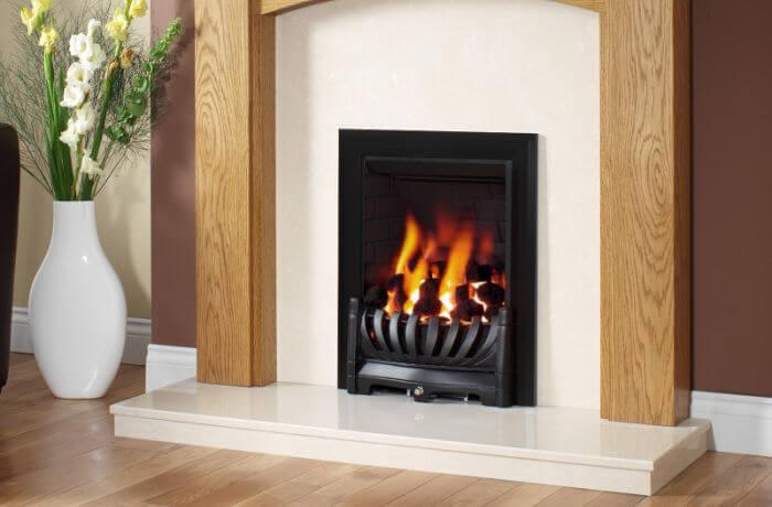 Be Modern Avantgarde Slimline Gas Fire