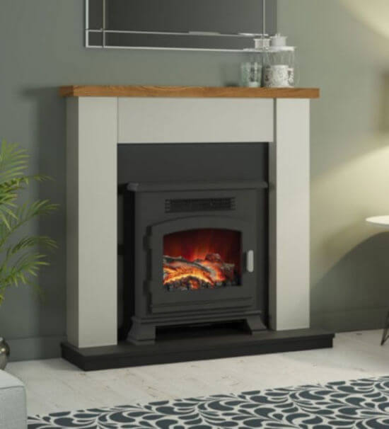 Be Modern Ravensdale Electric Fire Suite