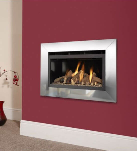 Flavel Jazz HE Hole In The Wall Gas Fire