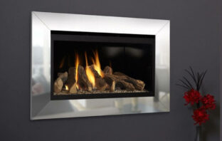 Flavel Rocco High Efficiency Hole In The Wall Gas Fire