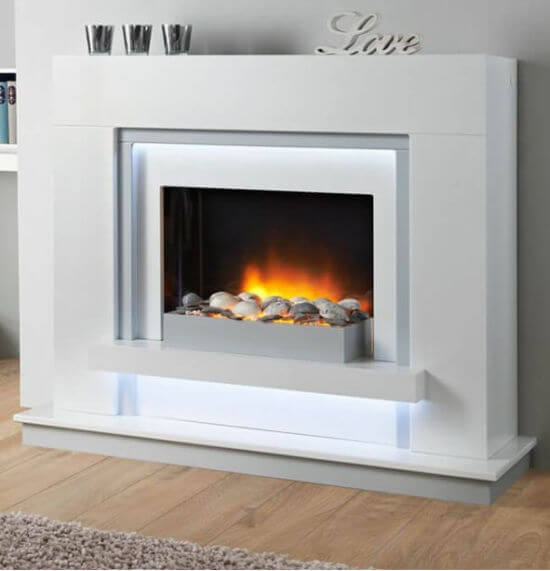 Axon Vegas Electric Fireplace Suite
