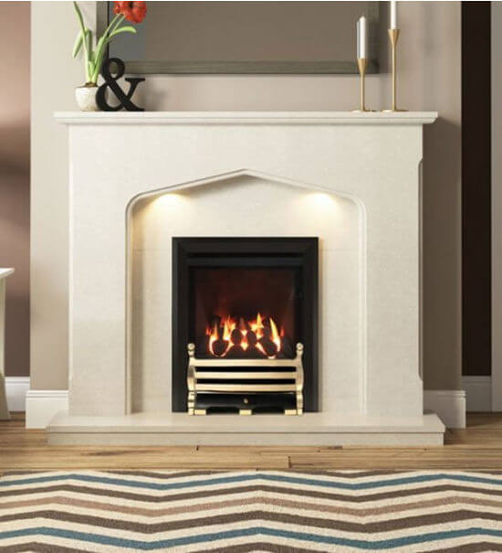 Be Modern Classic Collection Balanced Flue Gas Fire