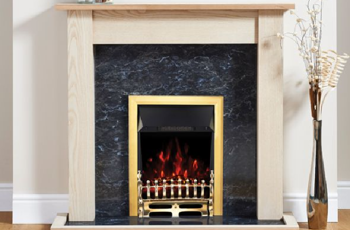 Properly measuring your fireplace dimensions will make installation much easier