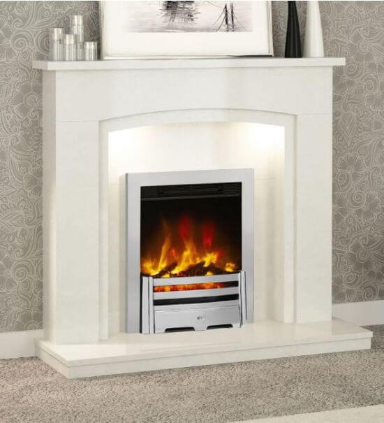 Elgin & Hall 16-inch Beam Brantley Electric Fire