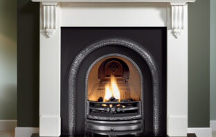 Can you make an existing fireplace larger? Yes, but there are caveats...