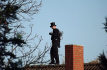 What is involved in a chimney sweep?