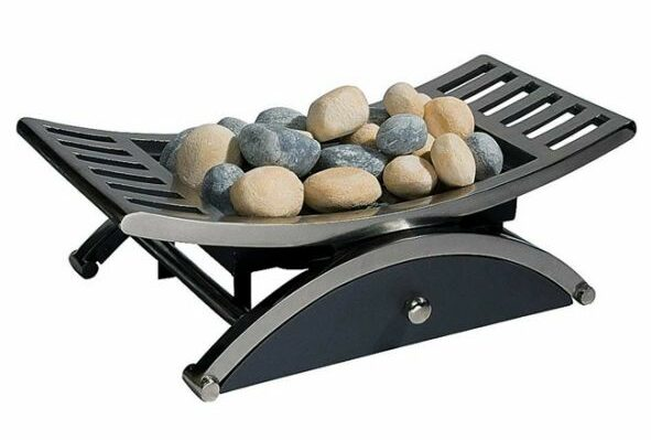 Gallery Collection Small Nexus Solid Fuel Fire Basket