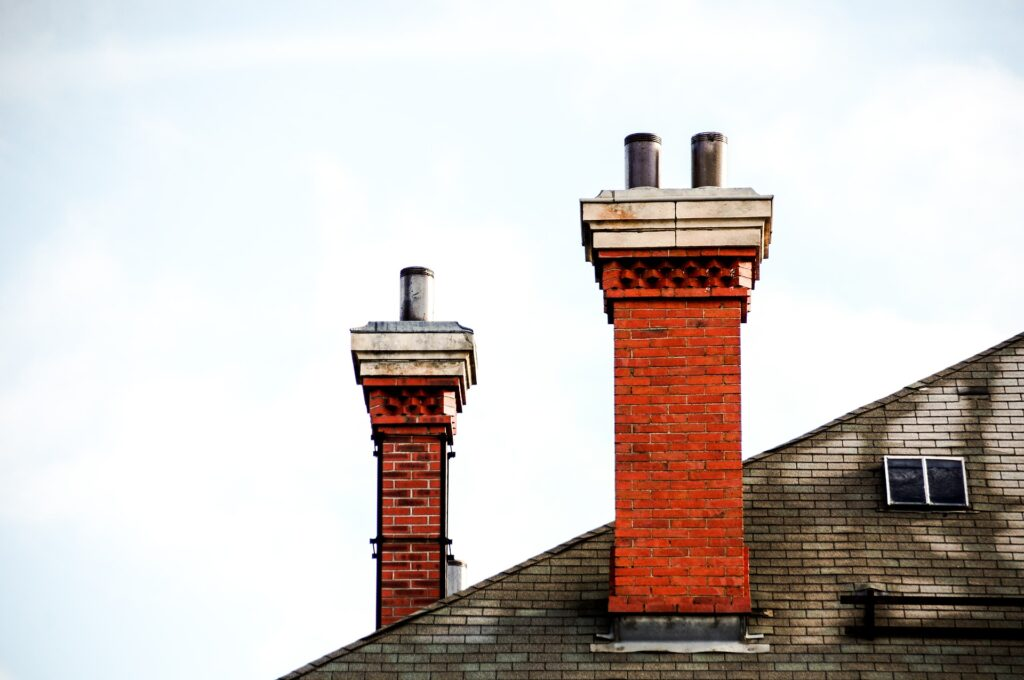 What does a chimney sweep involve?