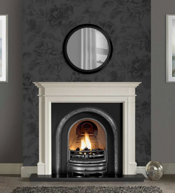 Gallery Collection Lytton Cast Iron Fire Inset