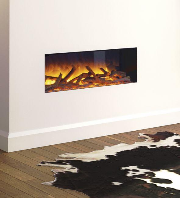 Flamerite Glazer 900 3-2-1 Electric Wall Fire