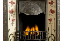 How to personalise your cast iron fireplace with tile inserts