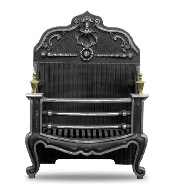 Carron Dorchester Cast Iron Fire Basket