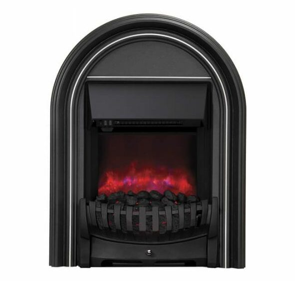 Flare Abbey Arched Inset Electric Fire