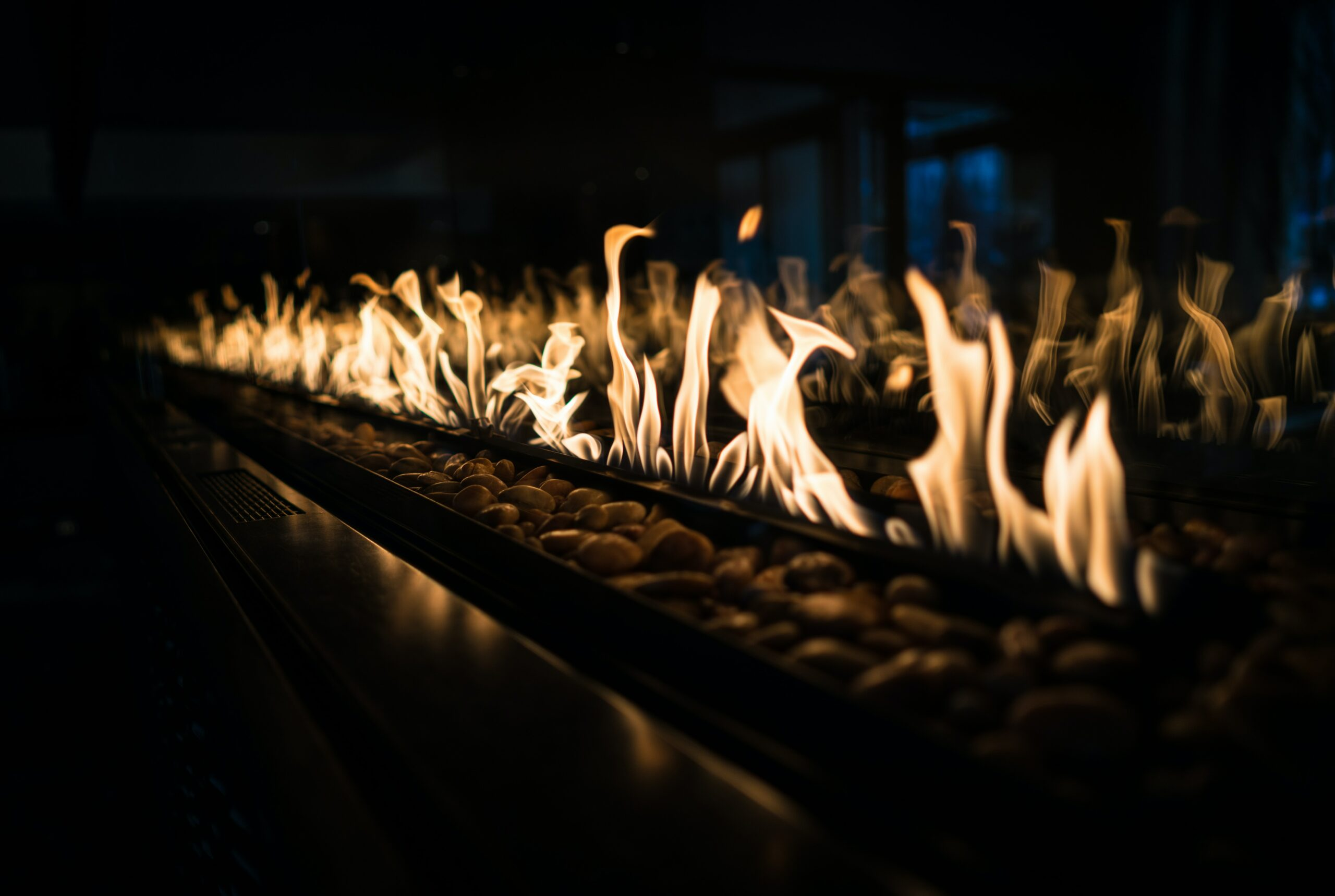 How efficient are fireplaces?