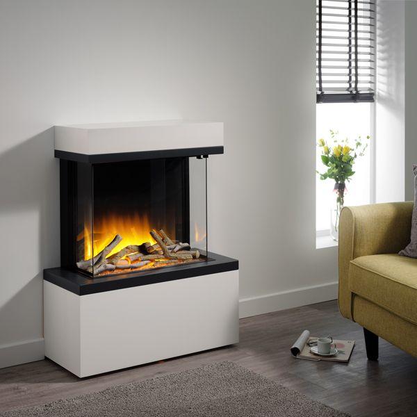 Flamerite Tropo 600 Free Standing Electric Fire