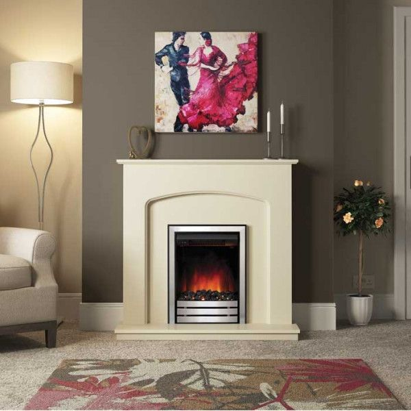 Flare Bewley Electric Fireplace Suite